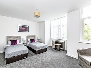 City Centre Large 1 Bed - City Suites