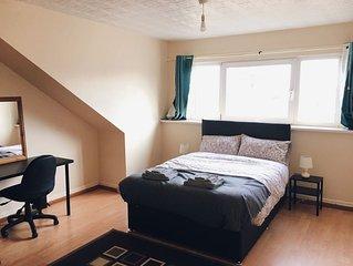 Amazing Home close to Leeds and Bradford city centre