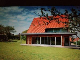 Villa Cap Gris Nez, 200 m de la mer, jardin privé, sauna