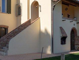 Podere La Cava - Alloggio di charme per 10 persone vicino Montepulciano