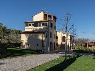 Fiammetta - Residenza in un casale toscano d'epoca vicino Montepulciano