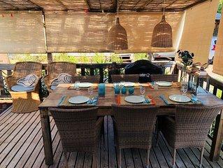 Mobile home La Cabane Kon Tiki Saint Tropez