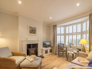 Sea Holly, in Kent, is a wonderful holiday cottage surrounded by attractions and