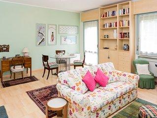Spazioso appartamento con giardino in CENTRO STORICISSIMO a PADOVA