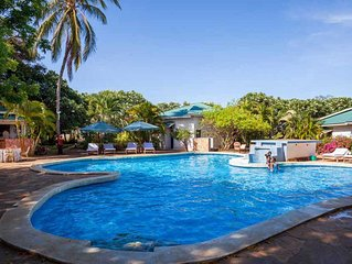 Sea View Cottage offers a great vacational experince wail in Malindi