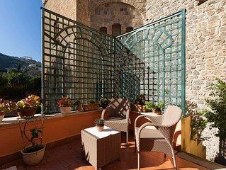Casa Sorrentina a Sorrento centro, 2 camere da letto, 5 posti letto.