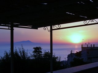 2-3 persons - a wonderful vacation in our Penisola Sorrentina