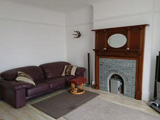 Large spacious 4 bedroom detached house suitable for family get aways