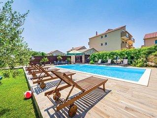 Apartments Božena, (15370), Biograd, Biograd riviera, Croatia