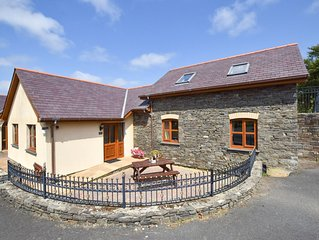 One of three cottages on site, Blaenilar has been thoughtfully equipped and tast