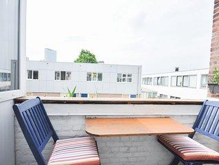 Apartment near Rotterdam central station