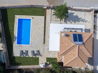 Kefalonia Blue Villa, beautiful 2 bedroom villa.  Families welcome!