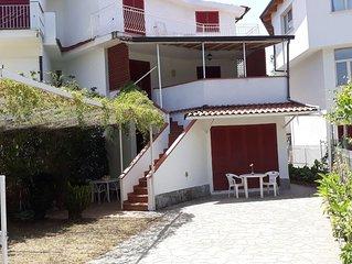 Palinuro: Grande appartamento per vacanze al mare