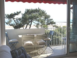 PANORAMIC SEAVIEW DUPLEX APARTMENT, CLOSE TO ROYAN, SOUTH OF LA ROCHELLE