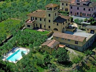 LA TORRE - Appartamento in Villa dei primi del '900