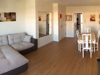 Relaxing beach 2BR apartment & sea views in Los Cristianos