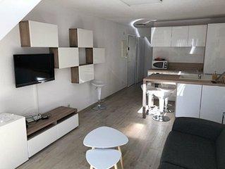 Bas du Suquet - appartement idéalement situé pour les festivaliers, congrèsistes