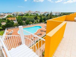 Royal Cabanas Golfe Penthouse T3 com vista Piscina