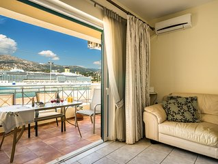2 Bedroom Holiday Apartment in Argostoli With Breathtaking Sea And Mountain View