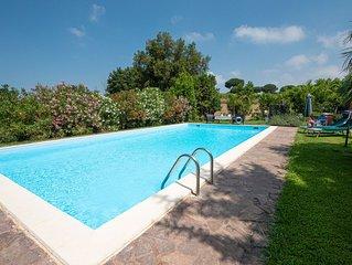 Poggio Oleandri:  house with gorgeous Pool and beautiful garden
