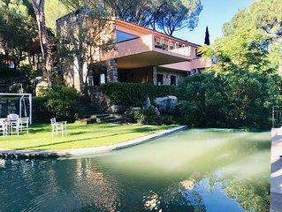Casa singular  con vistas al Lago de San Juan