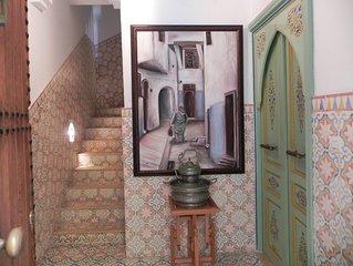 Riad Dar statia cité portugaise