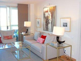 Luiminoso apartamento junto al Parque Santa Catalina