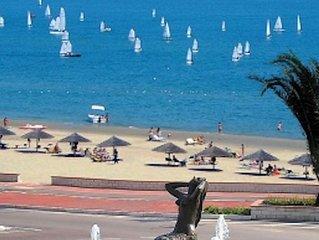 quadrilocale   'CO'  vista  mare  a solo 30 mt.  dalla spiaggia  libera !