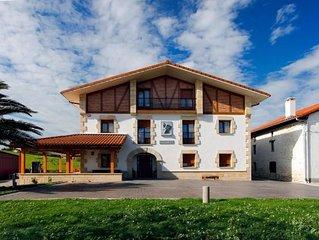 Casa rural Endañeta Berri ETARTE para 4 personas