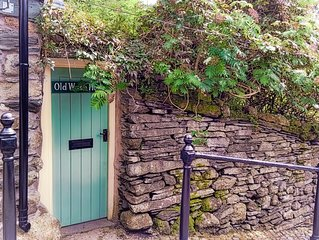 Cosy Ambleside hideaway with secret garden