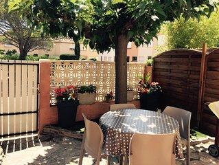 Très belle maison  Jardin WIFI