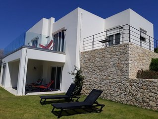 Private Villa, superb location with panoramic Sea View In Plakias