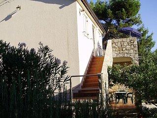Apartment Bukovac in Belej, Cres