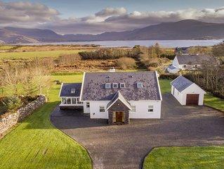 Waterville Kerry Wifi  Ireland Luxury Unique Holiday Villa WIFI Ireland