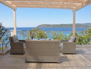 CASA STELLA-Favoloso appartamento sul mare con accesso diretto alla spiaggia