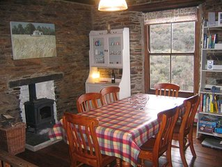 Clifton House - Family Home With Views, Approx. Mile From Trebarwith Strand