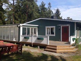 Seglarvägen 18 - House in south-east Sweden - Oknö, Mönsterås