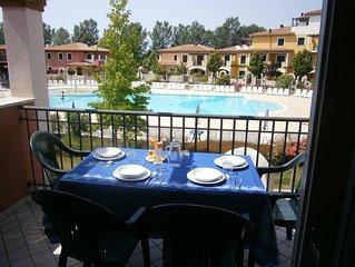 Splendido appartamento in residence con piscina - Ideale per famiglie