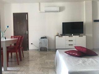 Città Bianca Homes - Appartamento Indipendente nella Piazza Centrale