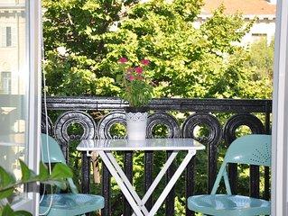 COEUR DE NICE 3 *** Appartement Centre Ville idealement situe Place Marshall