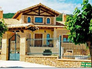 Casa Rural Las Palomas I y II para 6 personas