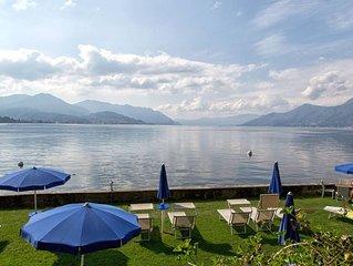 1 bedroom apartment, Lake Maggiore