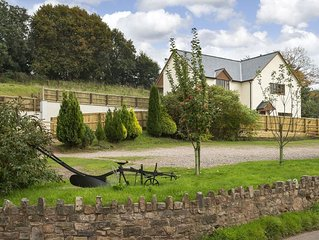 Holywell House, a spacious 8 guest house featuring stunning views and perfectly