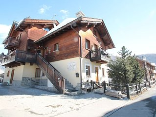 Apartment in Baita just 450 meters away from the ski lifts