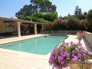 Appartement dans grand mas provençal