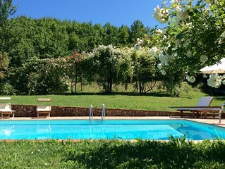 Villa in Velleia Romana with 4 bedrooms sleeps 13