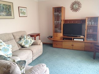 Three Greens, Fortrose - Scenic views across the Moray Firth to Chanonry Point