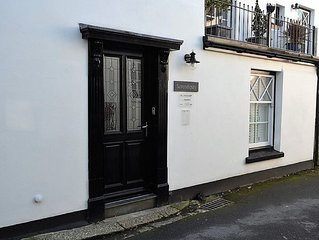One-bedroom Cottage, close to the centre of Fowey, South Cornwall, England