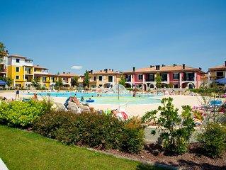 Residence con piscina ideale per famiglie vicino a Venezia - Posto Spiaggia