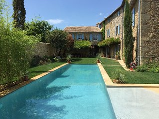 CHARMING PROVENCE VILLAGE HOUSE NEAR UZES